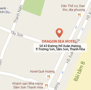 dragonseahotel map
