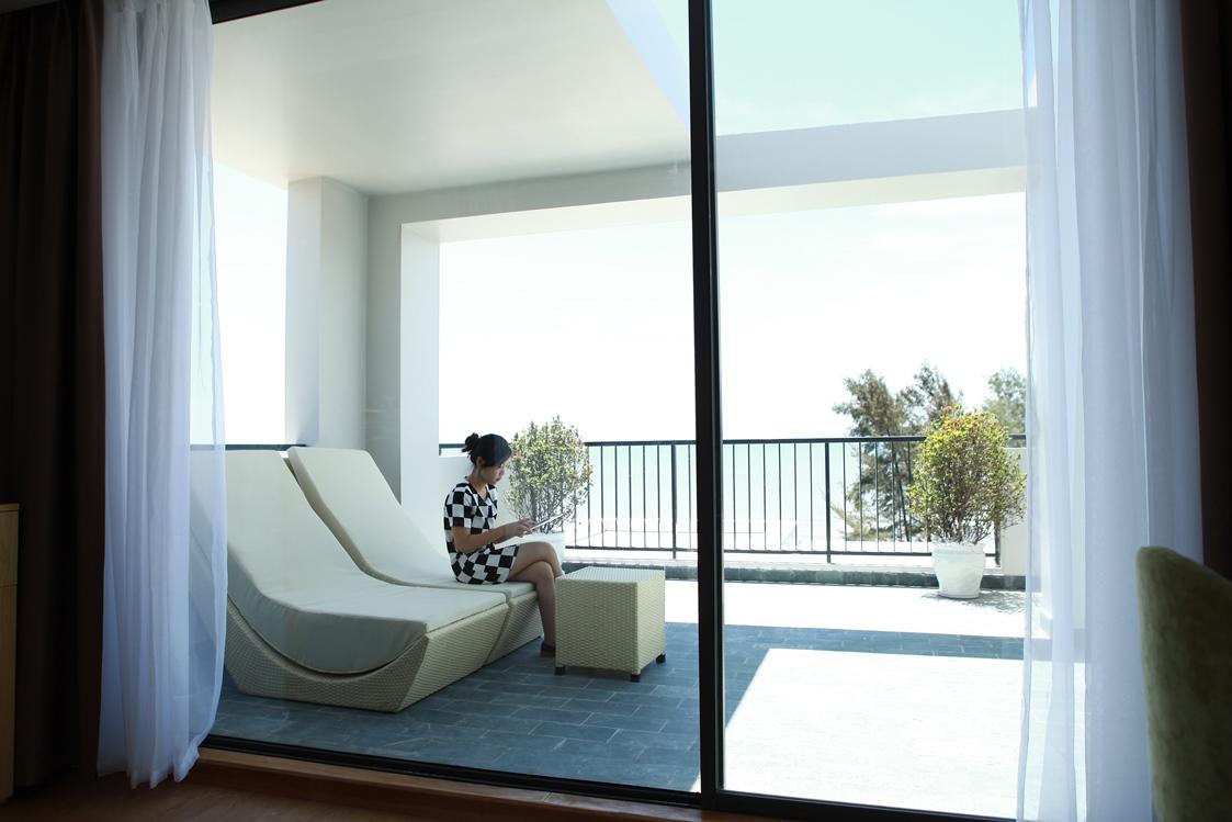 Phòng nghỉ Khách sạn DragonSea Sầm Sơn